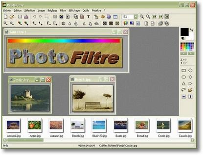 fotofiltre-grafikprogramm