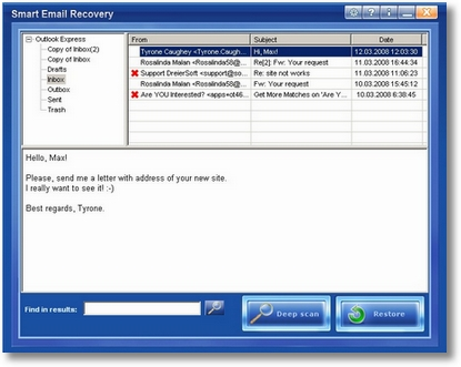 smart-email-recovery