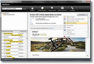 email-sicherung