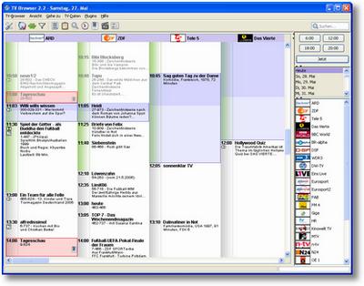 programmzeitschrift-software