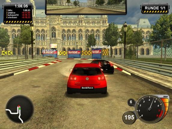 auto rennen spielen