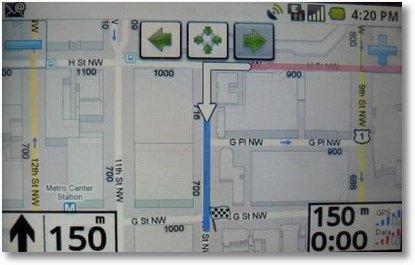 navigationssoftware-google