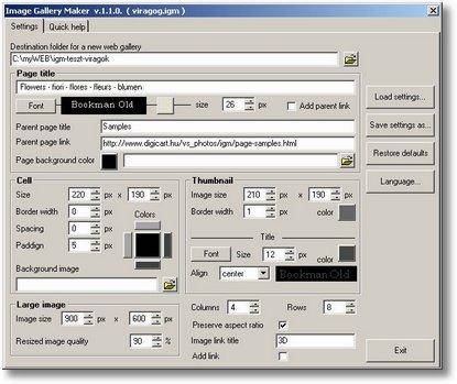 bildergalerie-software
