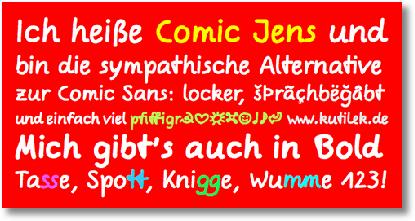 comic-jens-schrift