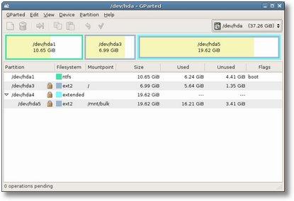 partitionierungs-freeware