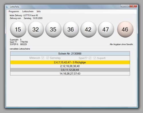 lottozahlen online