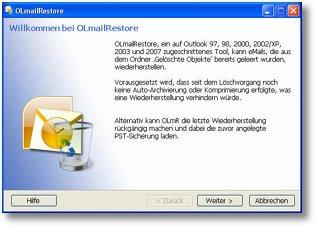 email-wiederherstellen