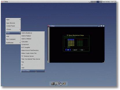 mini-linux-core