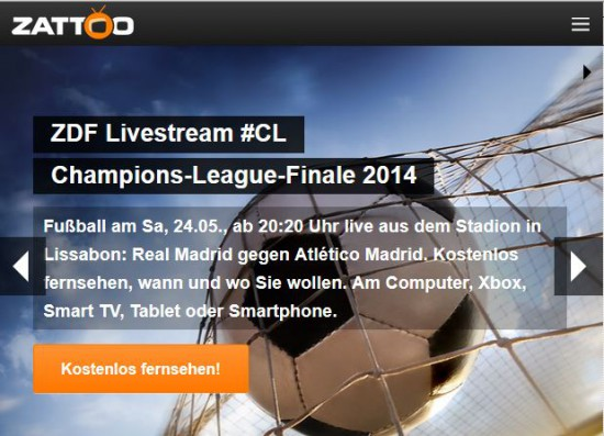 Fussball Streaming Live