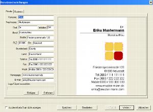 Visitenkarten Selber Erstellen Kostenlose Software