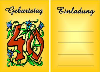 geburtstags einladung für kinder - vorlage kostenlos zum ausdrucken, Einladung