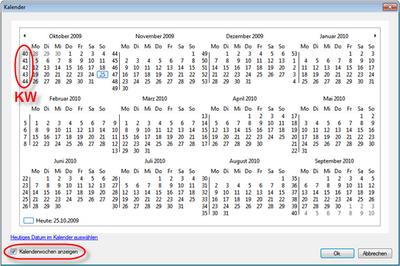 kalenderuebersicht