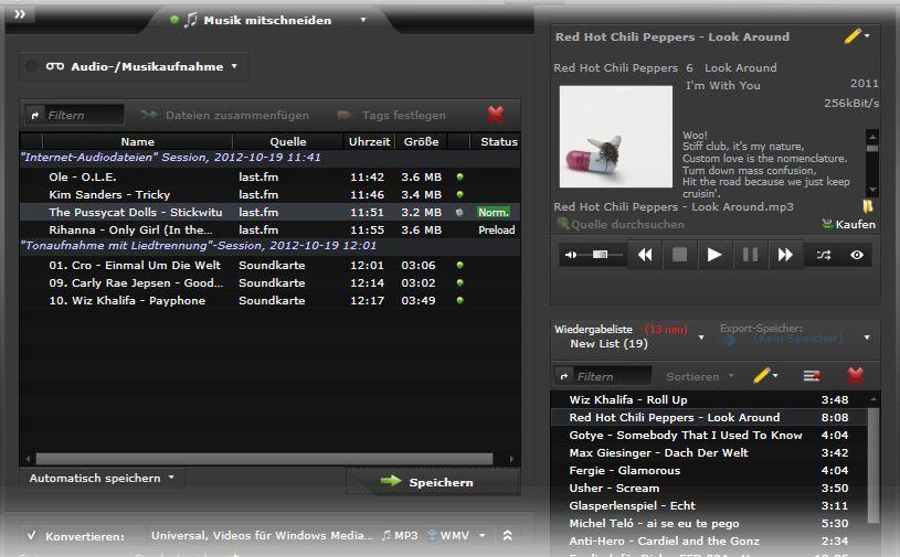 Spotify Musik als MP3 auf die Festplatte speichern - kostenlos