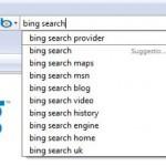 Bing Suche für den Firefox – Firefox Plugin