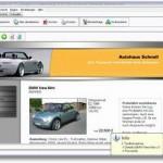 Homepage Editor mit vielen Vorlagen – BuddyW
