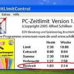Zeit begrenzen am Computer für Kinder – kostenlos