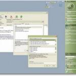 Gadgets Sidebar für Windows 2000 und XP