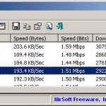 Download-Geschwindigkeit anzeigen – kostenlose Software