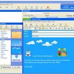 Emails mit Hintergrund, Bildern und Grusskarten verschicken – kostenlos