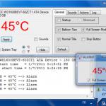 Festplatten Temparatur überwachen – Software kostenlos