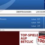 Fussball Live übers Internet sehen – Bayern & Co