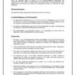 """Office-Vorlage """"Hausordnung"""" – Download kostenlos"""