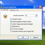 Kostenlos Image-Dateien direkt vom Computer abspielen