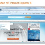Internet Explorer 8 – Download gratis