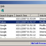 Letzte Google-Suche anzeigen – kostenlose Software