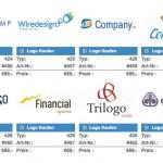 Vorlage Logo / Firmenlogo – Download kostenlos