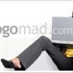 Logo Vorlage für die Webseite kostenlos runterladen