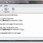 Punkte – Passwort im Klartext anzeigen lassen