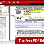 PDF Dateien direkt bearbeiten / verändern – kostenlos