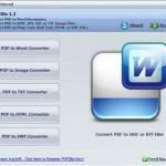 PDF in Word konvertieren – kostenlos für kurze Zeit