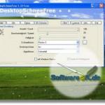 Schnee für den Desktop und als Bildschirmschoner