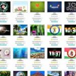 Schöne und bewegte Bildschirmschoner – kostenlos runterladen