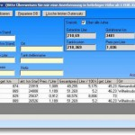 Tankbuch, Tankkosten, Tankstatistiken  Benzinverbrauch ausrechnen – Freeware