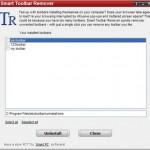 Toolbar deinstallieren / entfernen – Software kostenlos