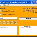 Übersetzung Deutsch – Schwedisch – Freeware