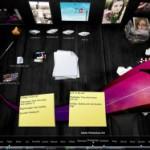 Virtueller Schreibtisch als Hintergrund – Download kostenlos