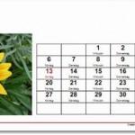 Kalender kostenlos zum ausdrucken