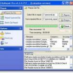 Zip Archiv reparieren – Freeware