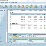 Festplatte teilen – Windows Freeware